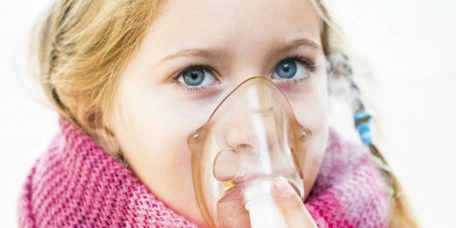 Aerosol e bambini, quando è il caso di usarlo e quando è da evitare