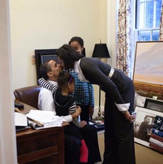 Il coraggio di Michelle Obama quando volle parlare dell'aborto spontaneo e della fecondazioni in vitro