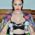 Perché questa foto di Rachel McAdams con i tiralatte non ha bisogno di spiegazioni