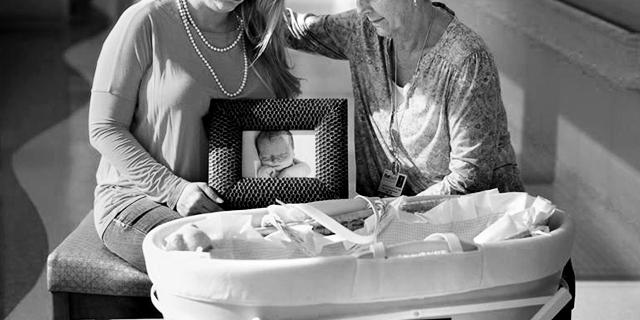 Il dispositivo per dare ai genitori di bambini nati morti il tempo di dirsi addio