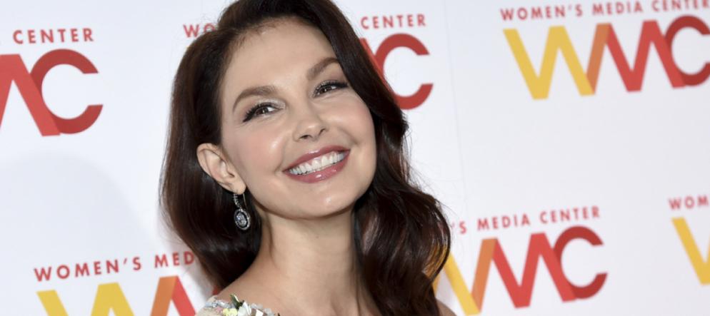 """Ashley Judd: """"Sono grata di aver potuto abortire dopo lo stupro"""""""