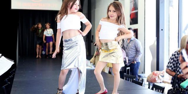 Baby fashion imprenditori: nella scuola di Hollywood per bambini dai 6 anni