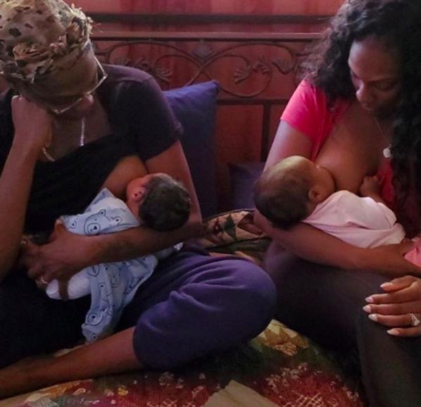 """3 motivi per cui l'allattamento al seno delle donne nere è ancora """"diverso"""""""