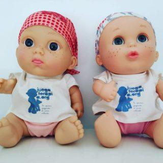 Baby Pelones: le bambole senza capelli che fanno sentire i bimbi col cancro meno soli