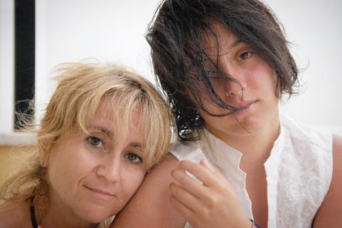 Chi sono Vanessa e Jordan Beljuli, i figli affidatari di Luciana Littizzetto