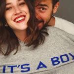 """Lodovica Comello annuncia il suo """"100% dolcetto"""": sarà mamma per la prima volta"""