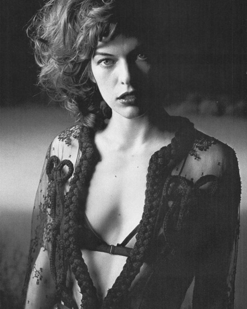 """Milla Jovovich: """"Cerco solo di essere una latteria perfettamente funzionante"""""""