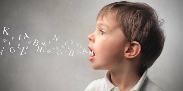 La dislalia, i piccoli difetti di pronuncia dei bambini che non devono allarmare