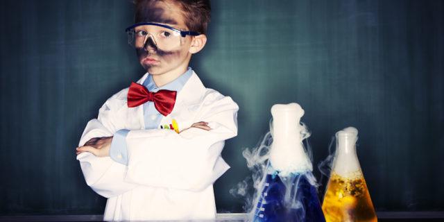 6 esperimenti per bambini da fare in casa con pochi e semplici ingredienti