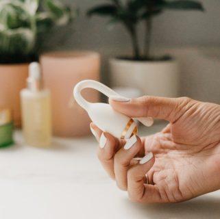 Kegg, la pallina di kegel che analizza il muco cervicale e ti dice se sei fertile
