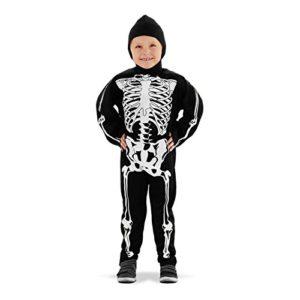 Costume da scheletro per bambini