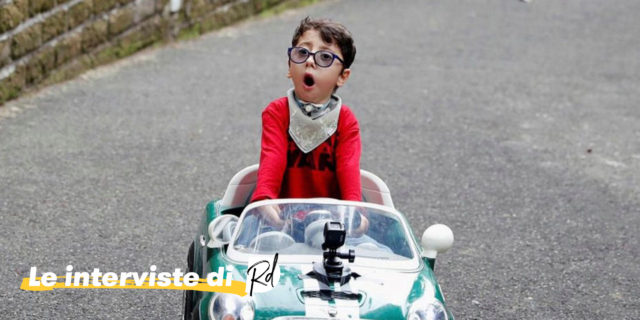 """Intervista a Valentina, mamma di Sirio: """"Raccontiamo la disabilità con ironia"""""""