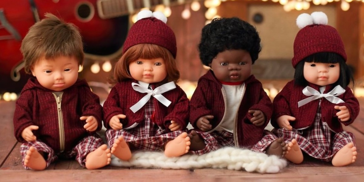 Miniland - Bambole con la sindrome di Down