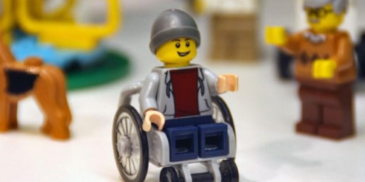 Lego e disabilità