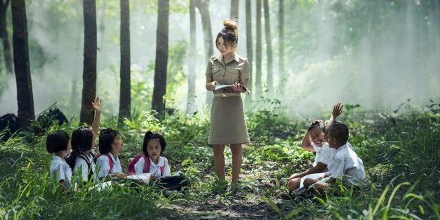 Scuola: e se l'outdoor education fosse anche una soluzione al distanziamento?