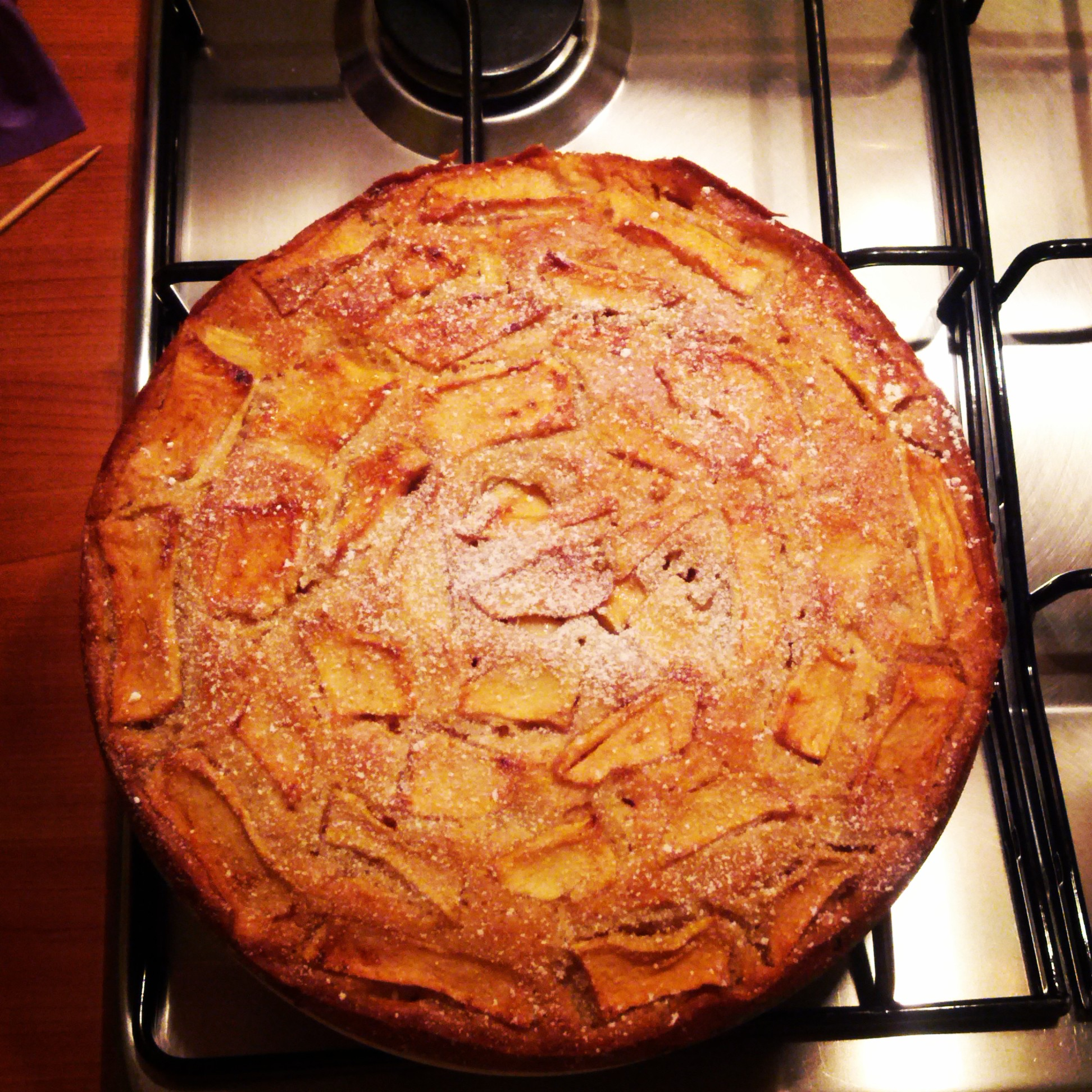 Ricetta Torta di mele senza uova - Roba da Donne
