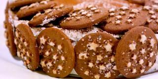 Torta ai Biscotti Pan di Stelle