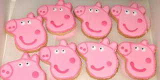 Biscotti di Peppa Pig