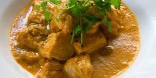 Pollo Al Curry Indiano