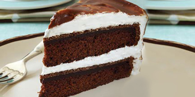 Torta Kinder Délice
