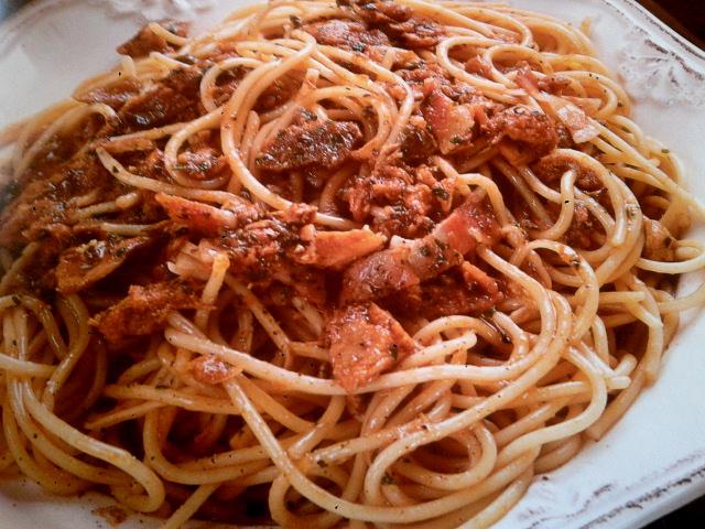 Pasta alla Carrettiera
