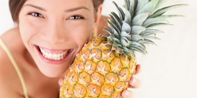 Tutti i benefici dell'ananas