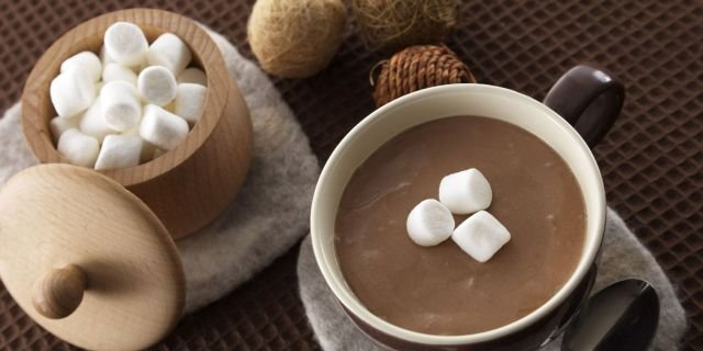 Cioccolata Calda con Marshmallows