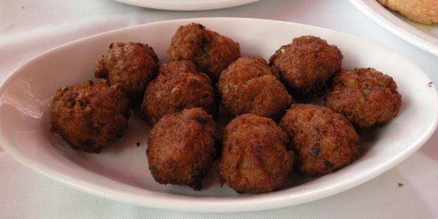 Polpette di Carne Fritte