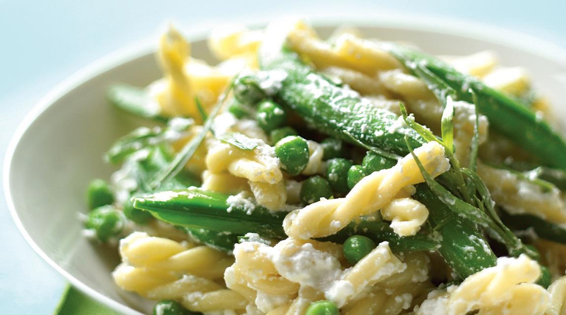 Ricetta Trofie alla ricotta con funghi e spinaci - Roba da Donne