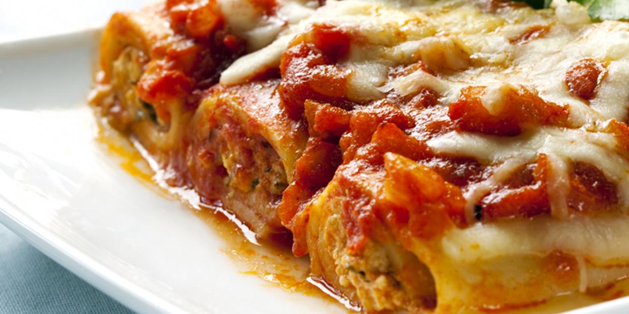 Ricetta Cannelloni Di Carne Roba Da Donne