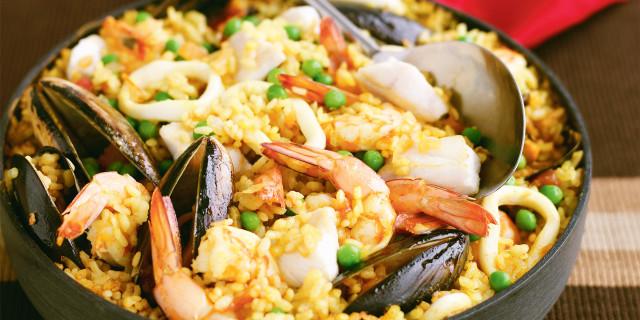 Ricetta Paella Di Pesce Roba Da Donne