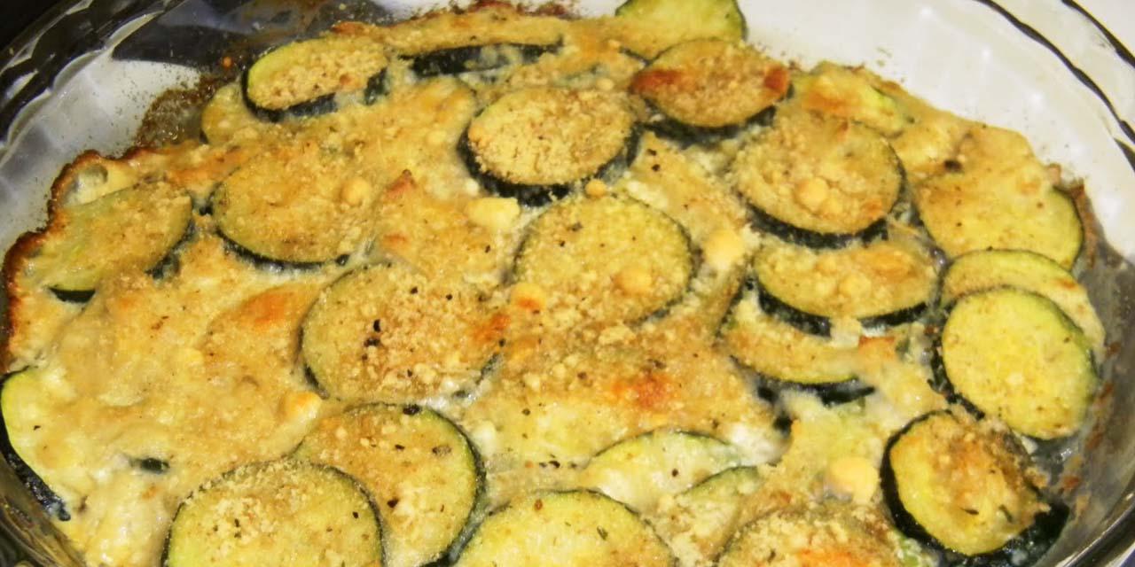 Ricetta Zucchine Gratinate Al Forno Roba Da Donne