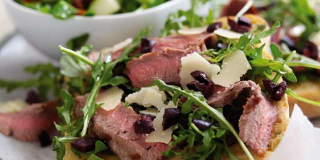 Ricette di straccetti di carne