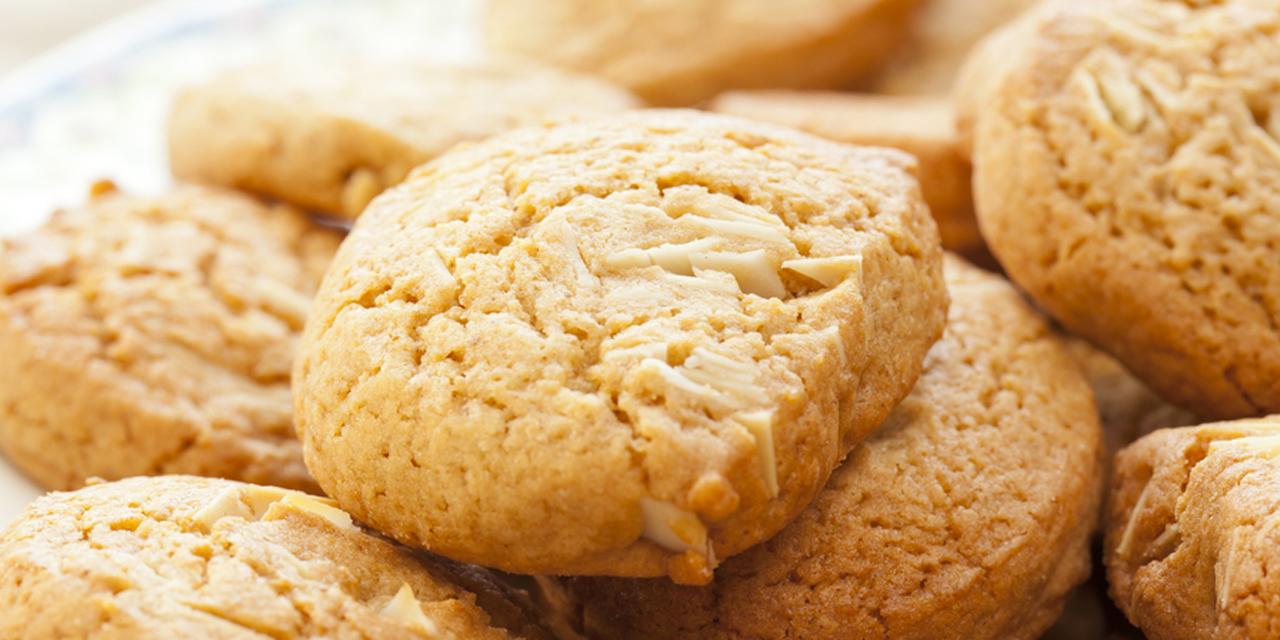 Ricetta biscotti dietetici roba da donne for Dolci dietetici