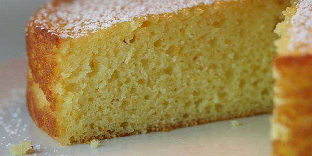 Torta al limone soffice