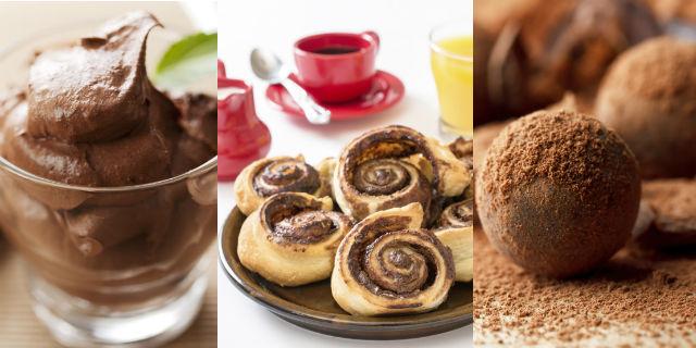 Ricette alla nutella facili e veloci roba da donne for Ricette dolci facili e veloci