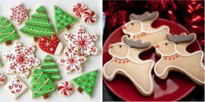 Albero Di Natale Decorato Con Biscotti.10 Idee Per Decorare L Albero Di Natale Con Allegri Biscotti Roba Da Donne