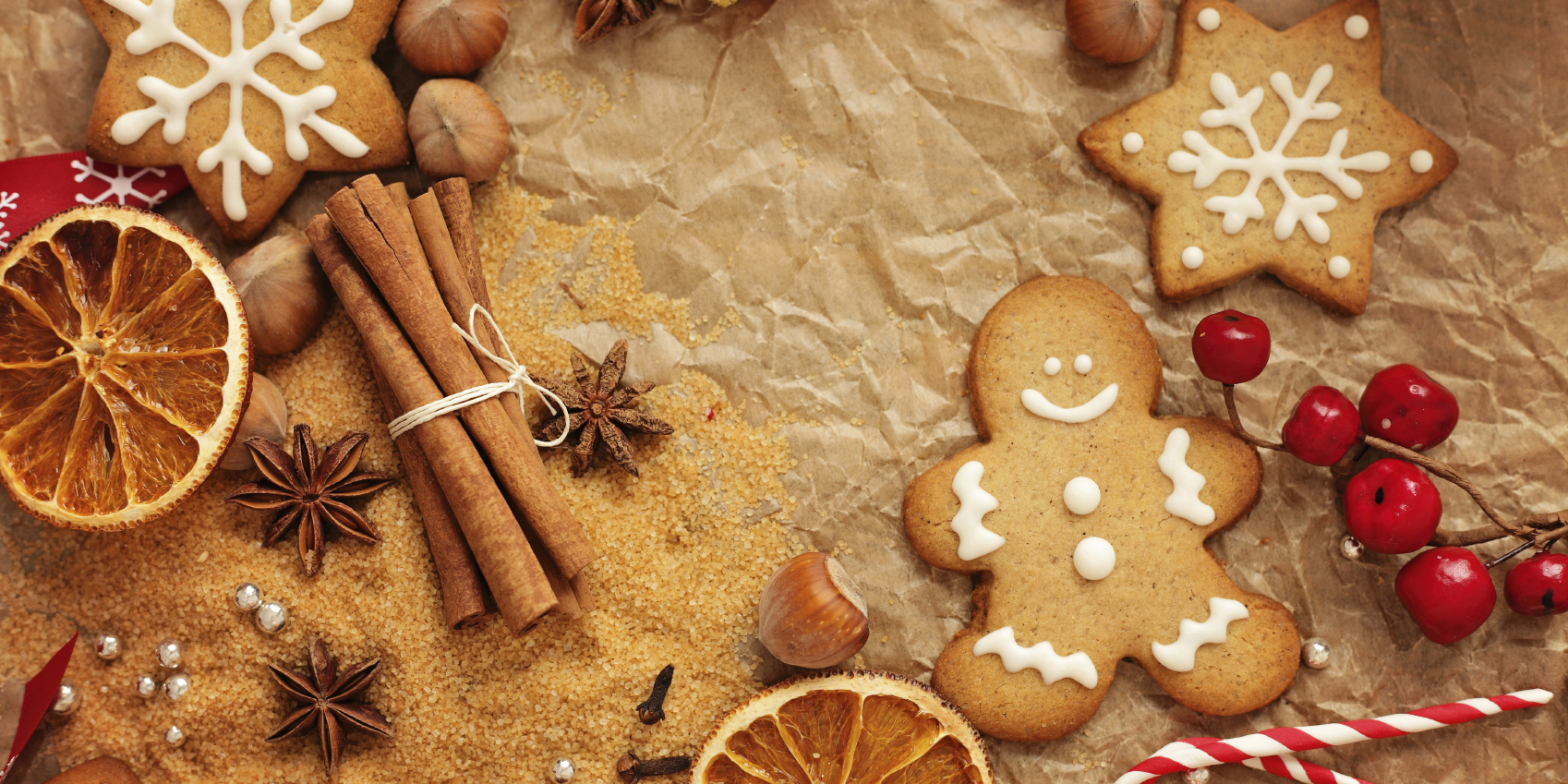 Biscotti Natale.Biscotti Di Natale Alla Cannella