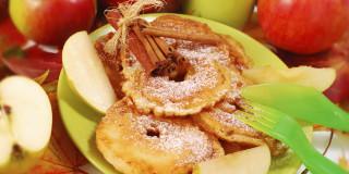 Frittelle di mela