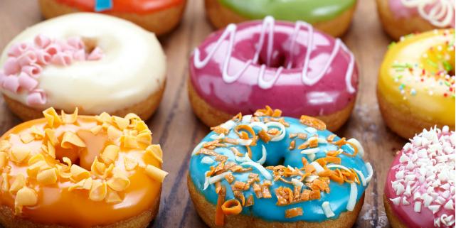 donuts carnevale