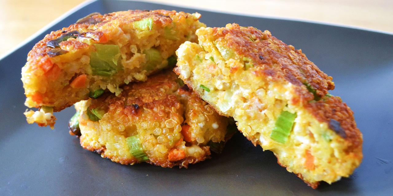 Ricette Quinoa Dietetiche.Ricetta Polpette Di Quinoa Roba Da Donne