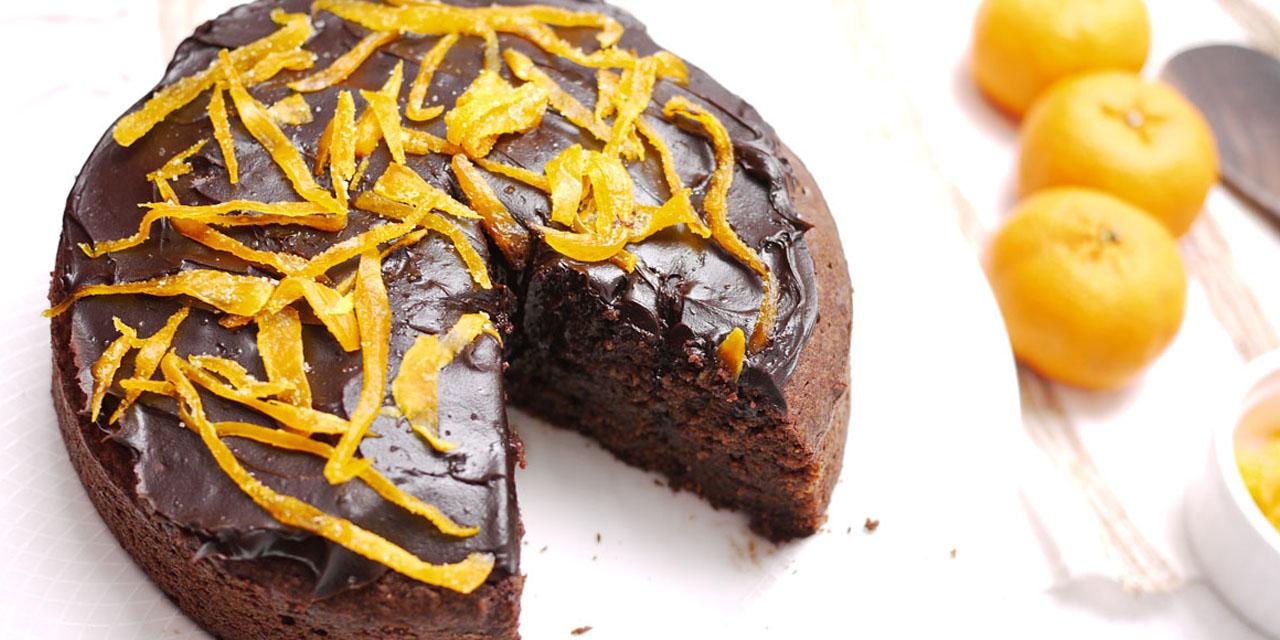 Ricetta Torta arancia e cioccolato - Roba da Donne