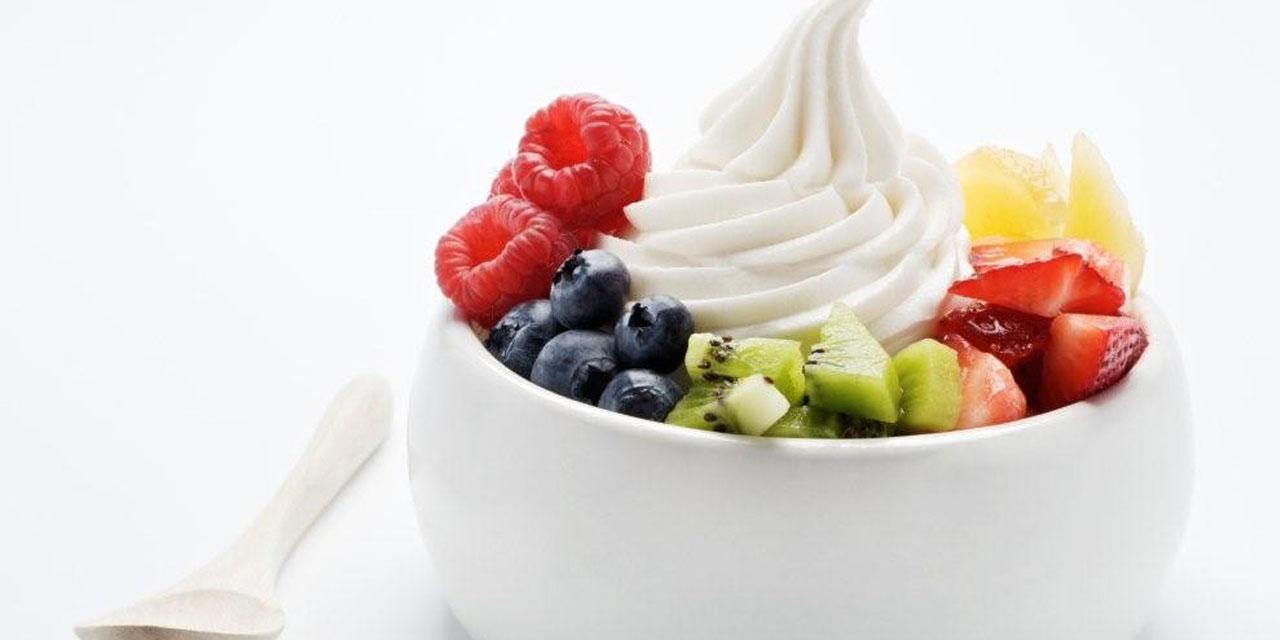 ricetta frozen yogurt roba da donne. Black Bedroom Furniture Sets. Home Design Ideas