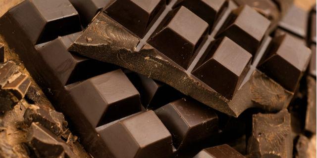 Cioccolato rigorosamente fondente