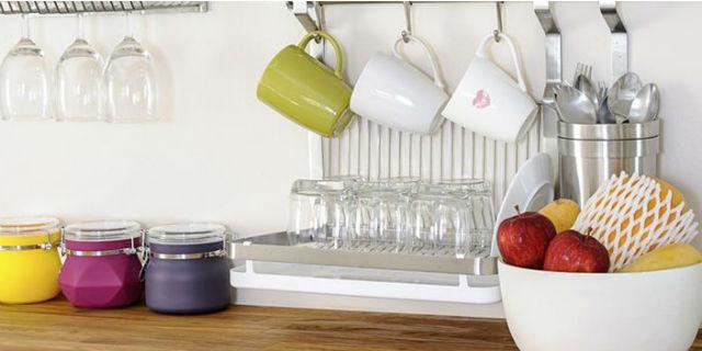 Marie Kondo potere del riordino in cucina