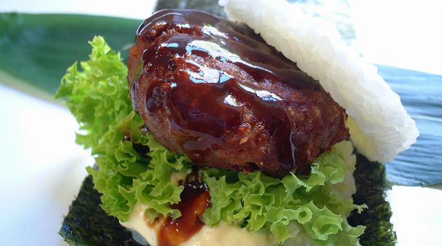 sushi burger ristorante