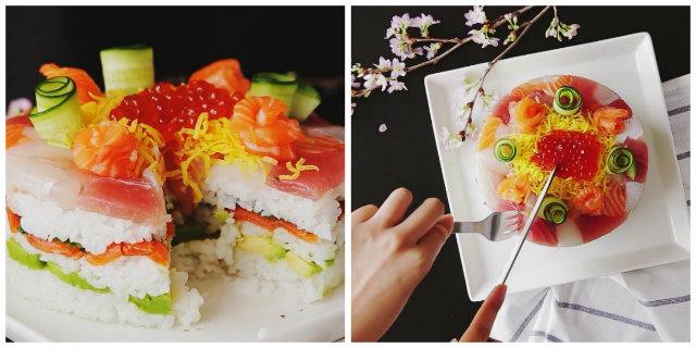 4 nuovi modi di mangiare il sushi