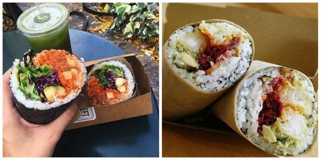 4 nuovi modi per mangiare il sushi