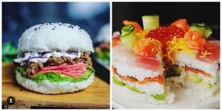 4 nuovi modi di gustare il sushi
