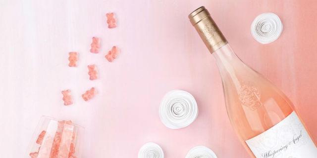 Caramelle Al Vino Rosé